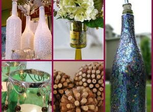 "FREE ""Wine Bottle Crafts"" eBook"