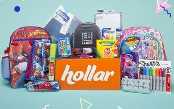 Hollar Back-To-School Giveaway (ends 8/29)