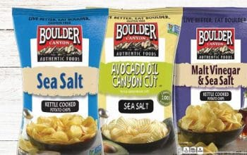 Enter to Win Boulder Canyon Snacks for a Year (ends 8/31)