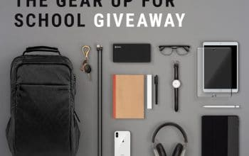 Gear Up for School Giveaway (Ends 8/6)