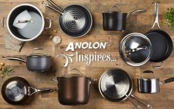 Enter to Win an Anolon Cookware Set (ends 2/4)
