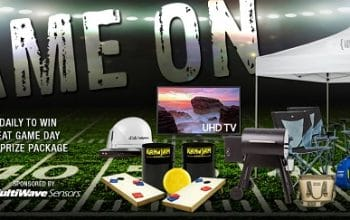 GME Supply Great Game Day Giveaway (ends 9/29)