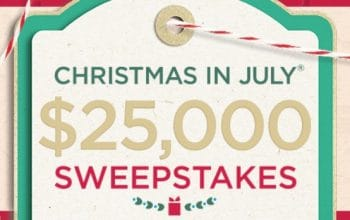 *Ends Today* QVC Christmas in July Instant Win Game (Ends 8/1)