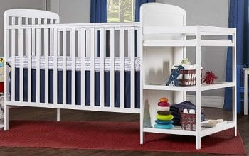 Dream On Me 4-in-1 Crib & Changing Table Only $117.99 Shipped! (reg $179.99)