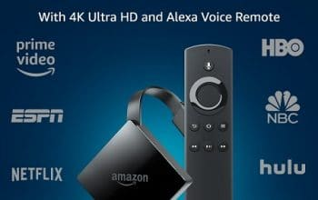 Fire TV with 4K Ultra HD and Alexa Voice Remote Only $39.99 Shipped! (reg $69.99)
