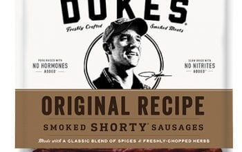 NEW Mom's Meet Sampling Opportunity: Duke's Smoked Shorty Sausages
