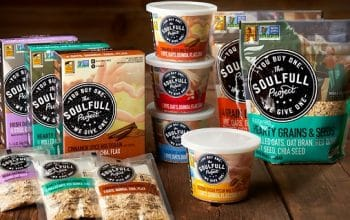NEW Mom's Meet Sampling Opportunity: Soulfull Project Hot Cereal Cups