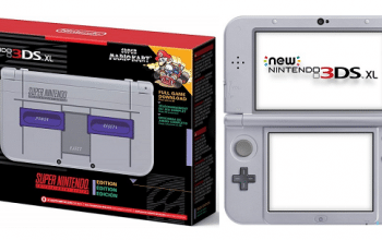 Nintendo 3DS XL Super NES Edition Only $149.99 Shipped! (reg $199.99)