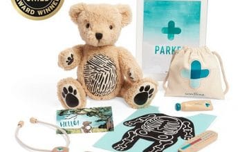 Seedling Parker Augmented Reality Bear Only $19.99! (reg $59.99)