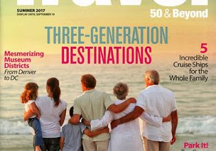 FREE Travel 50 & Beyond Magazine Subscription