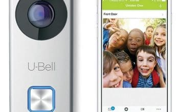 U-Bell WiFi Video Doorbell Only $89 Shipped!
