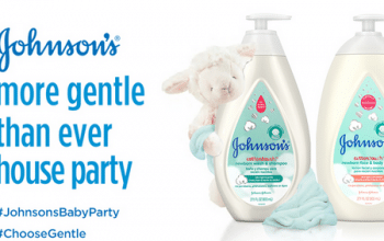 Ripple Street: Apply for a Johnson's More Gentle Than Ever House Party