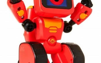 WowWee Elmoji Junior Coding Robot Toy Only $20.37! (reg $59.99)