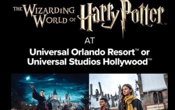 Enter to Win a Trip to Universal Studios (ends 8/22)