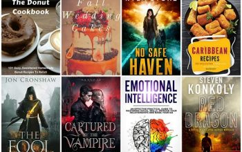 FREE Kindle Books for 8/21
