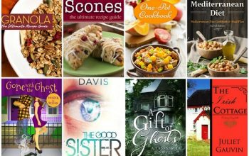 FREE Kindle Books for 8/22