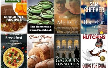FREE Kindle Books for 8/15