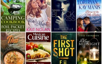 FREE Kindle Books for 8/16
