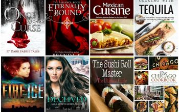 FREE Kindle Books for 8/17