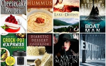 FREE Kindle Books for 8/20