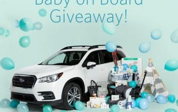 Owlet Baby Care Baby on Board Giveaway (ends 8/26)