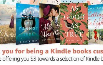 FREE $3 Kindle eBook Credit