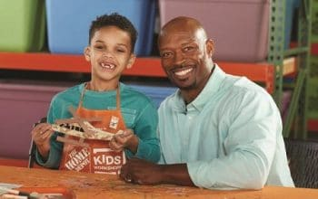 Home Depot Kids Workshop: FREE DIY Wooden Helicopter (November 3rd)