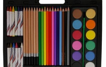 45-piece US Art Supply Art Set Only $5.96!