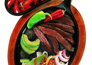Lodge Pre-Seasoned Fajita Set Only $13.16! (reg $29.99)