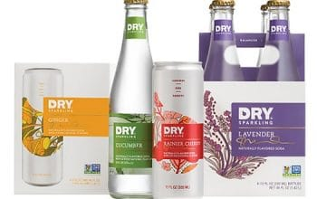 NEW Mom's Meet Sampling Opportunity: DRY Sparkling Soda