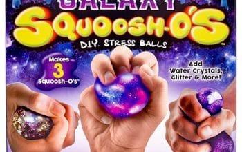 Squoosh-Os Galaxy D.I.Y. Stress Ball Kit Only $4.97! (reg $8)