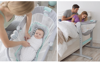 SwaddleMe By Your Bed Sleeper Only $51.62 Shipped! (reg $99.99)