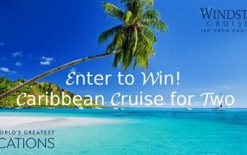 Enter to Win a St. Maarten Cruise (ends 9/16)