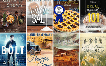 FREE Kindle Books for 9/12