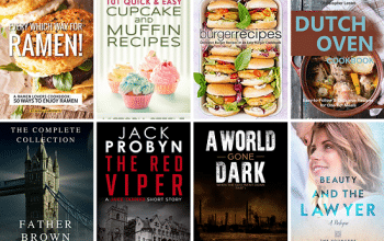FREE Kindle Books for 9/13
