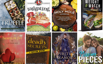 FREE Kindle Books for 9/14