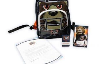 FREE Chicago Bears Kids Club Membership Kit