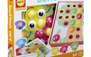 ALEX Toys Little Hands Button Art Set Only $11.99! (reg $26.50)