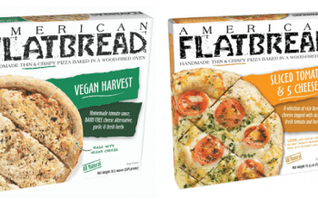 NEW Social Nature Sampling Opportunity: American Flatbread Premium Frozen Pizza