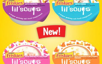 FREE Purina Friskies Lil Soups Cat Food Sample