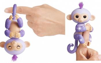 Fingerlings Glitter Monkey Only $11.49! (reg $17.99)