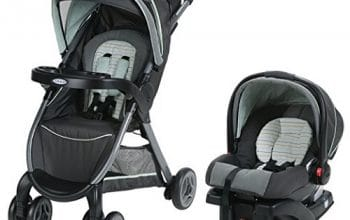 Graco FastAction Travel System Only $129 Shipped! (reg $219.99)