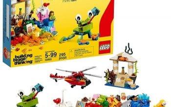 295-piece LEGO Classic World Fun Kit Only $13.99! (reg $19.99)