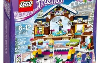 307-piece LEGO Friends Snow Resort Ice Rink Set Only $18.99! (reg $29.99)