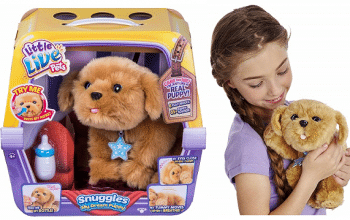 Little Live Pets Snuggles My Dream Puppy Only $32.31 Shipped! (reg $57.99)