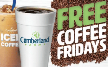 FREE Coffee & Tea at Cumberland Farms
