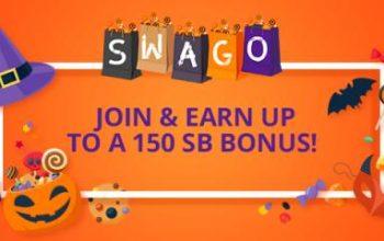 Swagbucks SWAGO: Join & Earn Up to a 150 Swagbucks Bonus!