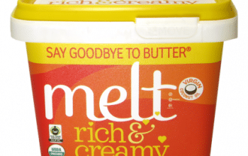 NEW Social Nature Sampling Opportunity: Melt Organic Dairy Free Butter