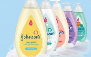 FREE Johnson's Baby Wash & Shampoo Sample