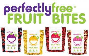 FREE Perfectly Free Fruit Bites Product (coupon)